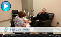 CLICK HERE to watch video on footcare services