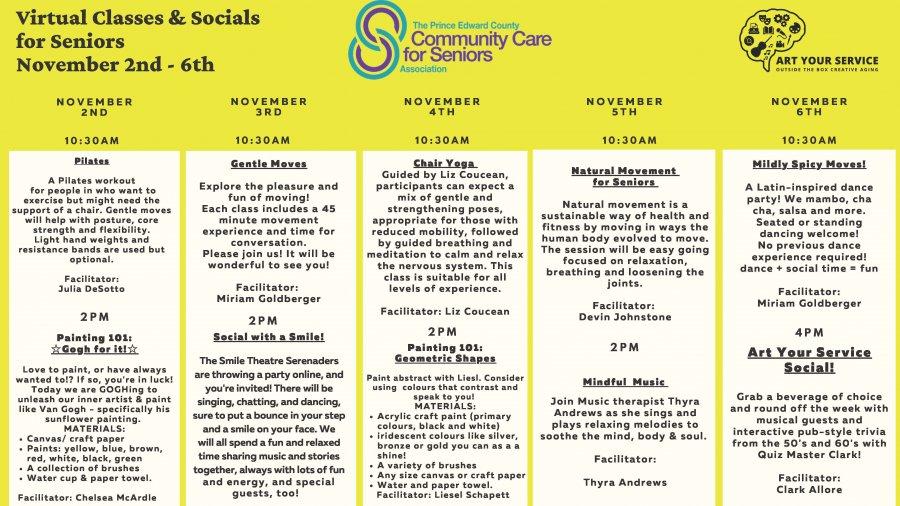 SOCIAL - Art Your Service Social!