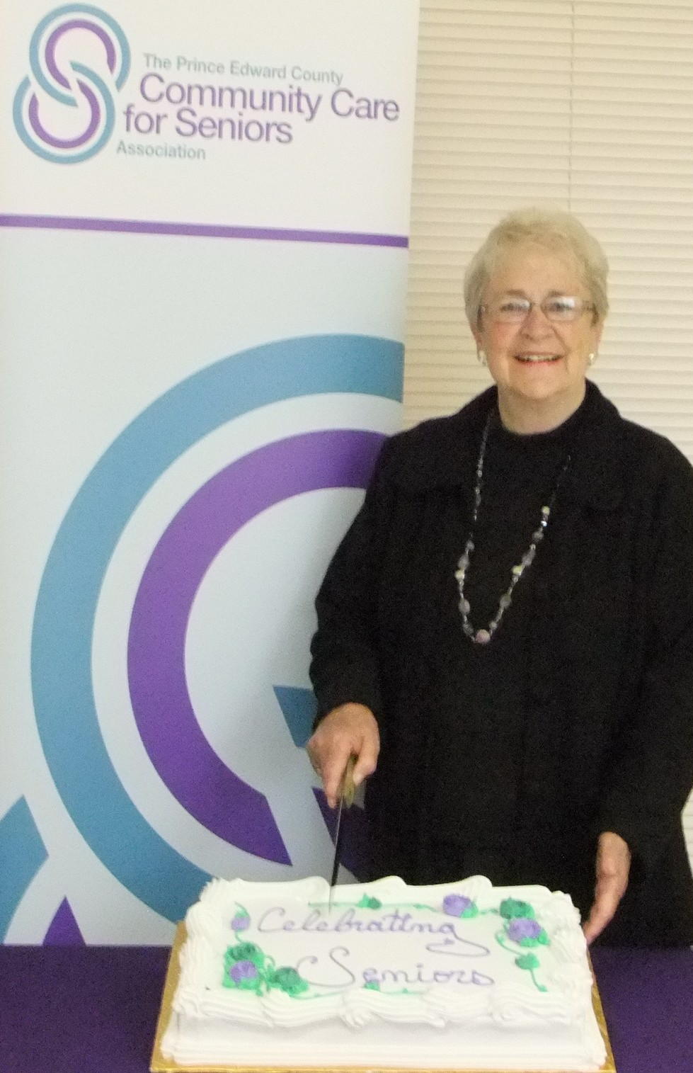 Maureen Finnegan, Founding President of Community Care's Foundation