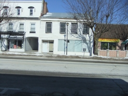 New location for Thrift Shop, 153 Main Street Picton